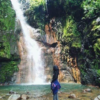 tempat wisata di bogor - Curug Cigamea