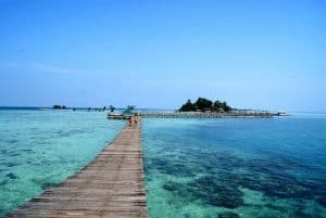 Tempat wisata Pulau Tidung di Jakarta