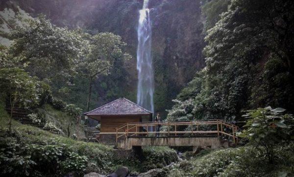 tempat wisata di bandung - curug cimahi