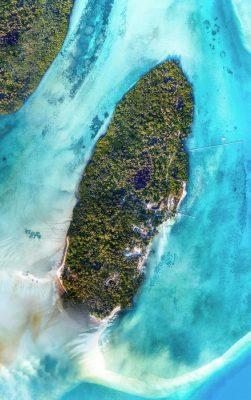 tempat wisata di bangka belitung - Pulau Leebong