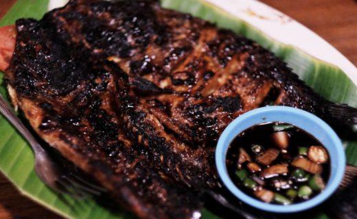 tempat makan enak di bogor - Dulang Restaurant