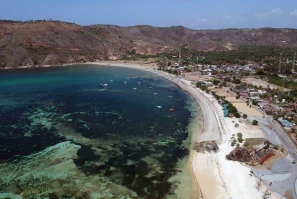 tempat wisata di lombok - Kawasan Wisata Mandalika