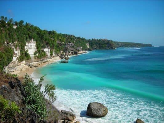 tempat wisata di denpasar - Pantai Dreamland