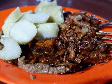 Sate Ayam Ipeka