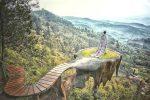 tempat wisata Goa Pinus di Malang