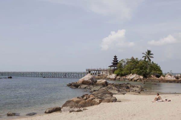 tempat wisata di batam - Pantai Nongsa