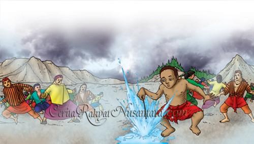 cerita rakyat - legenda rawa pening